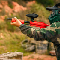 Mini Paintball