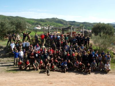 Colleges Paintball Mountain