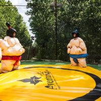 Takeshi fun Paintball Mountain